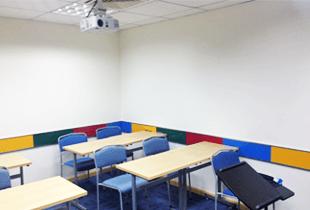 欧风舒适的教学环境