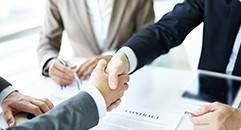 企业英语合作