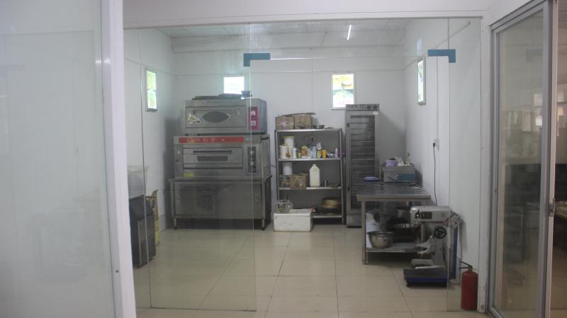 烧烤培训室