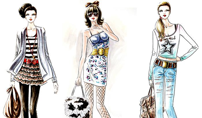 服装图案设计