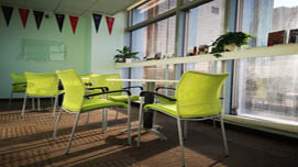 东莞新洲际教育学校环境 休息室