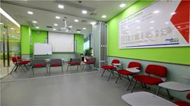 南京长颈鹿美联英语教学环境