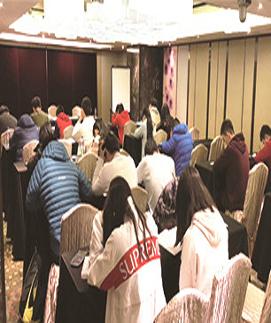 南京三立国际教育教学环境3