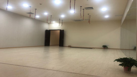 南京吉瓦瑜伽教学环境3