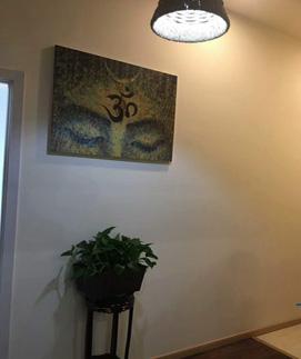 南京吉瓦瑜伽教学环境