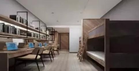广州工商学院三水校区 国际交流中心宿舍