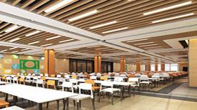 新航道封闭学院-就餐中心