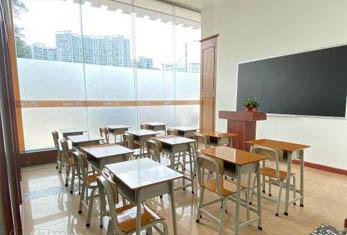 华清教育  -课室环境