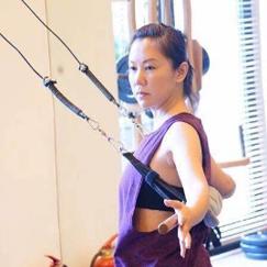 北京极韵瑜伽培训学院师资团队-TESS LU老师