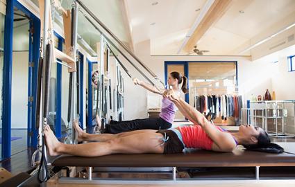 北京普拉提减肥塑形教练教学班