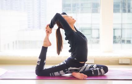 瑜伽理疗教练进修班