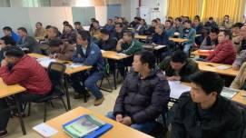 深圳立安培训环境