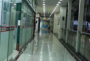 广州智新教育走廊