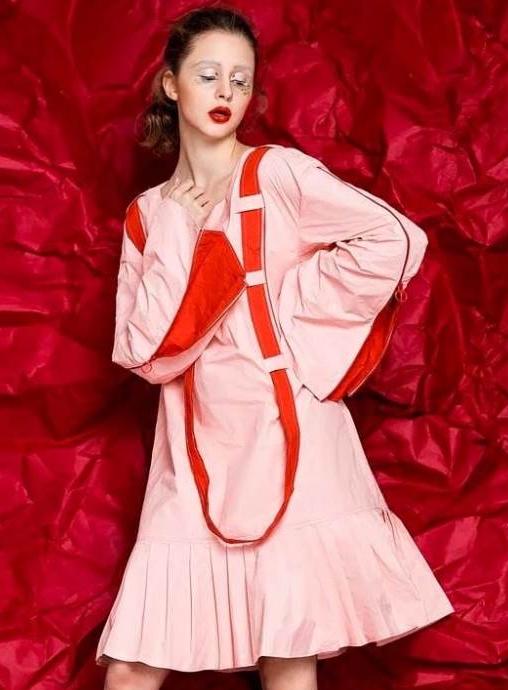 深圳米兰国际时尚设计作品
