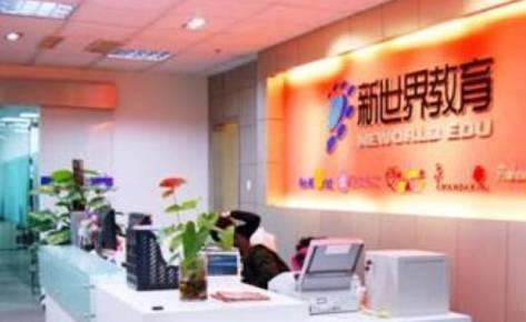 佛山新世界外语培训中心