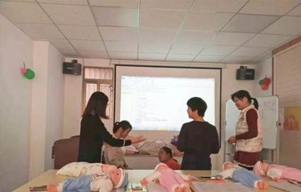 广州花都区育婴师培训班