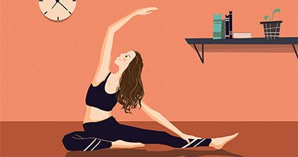 福州颈肩理疗瑜伽培训班