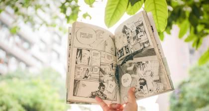 少儿美术漫画学习班