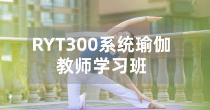 深圳RYT300系统瑜伽教师学习班