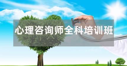 北京心理咨询师全科培训班