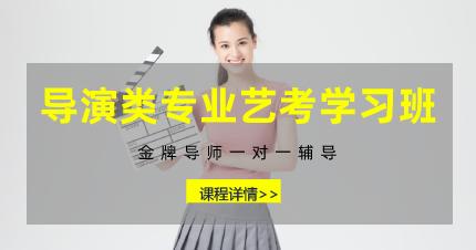 东莞东城导演类专业艺考学习班