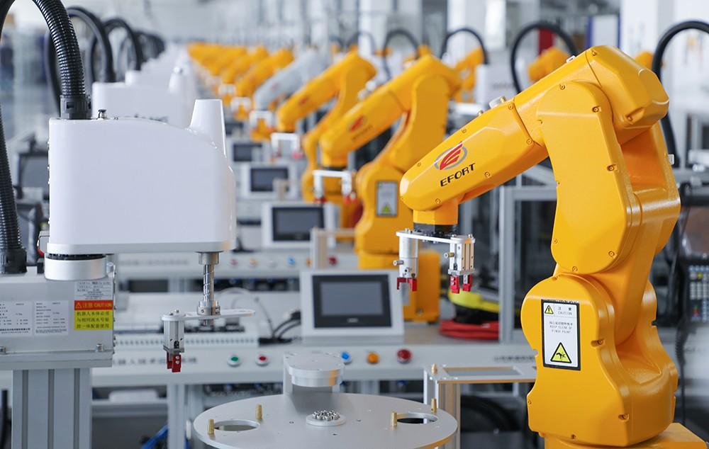 合肥工业机器人应用工程师培训课程