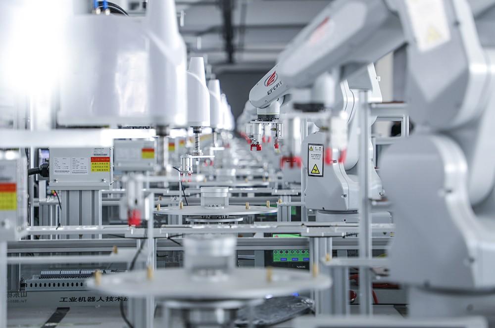 工业机器人的职业前景