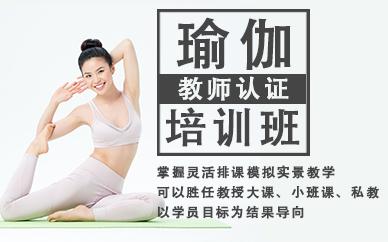 杭州瑜伽教师认证培训班