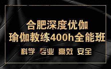 合肥瑜伽教练400H全能培训班