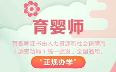 南京育婴师职业资格考试培训课程