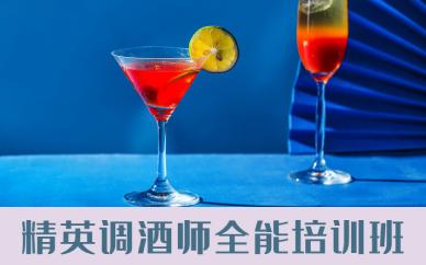 佛山国际精英调酒师全能培训班
