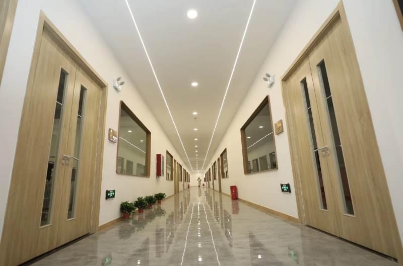 学校环境——楼道
