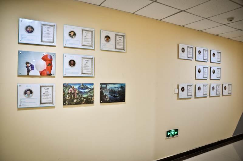 走廊专家墙2