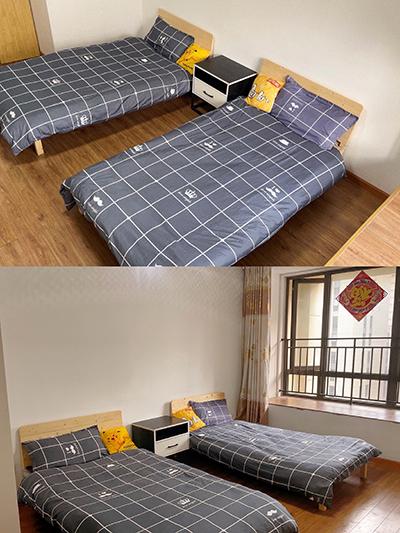 宿舍环境一